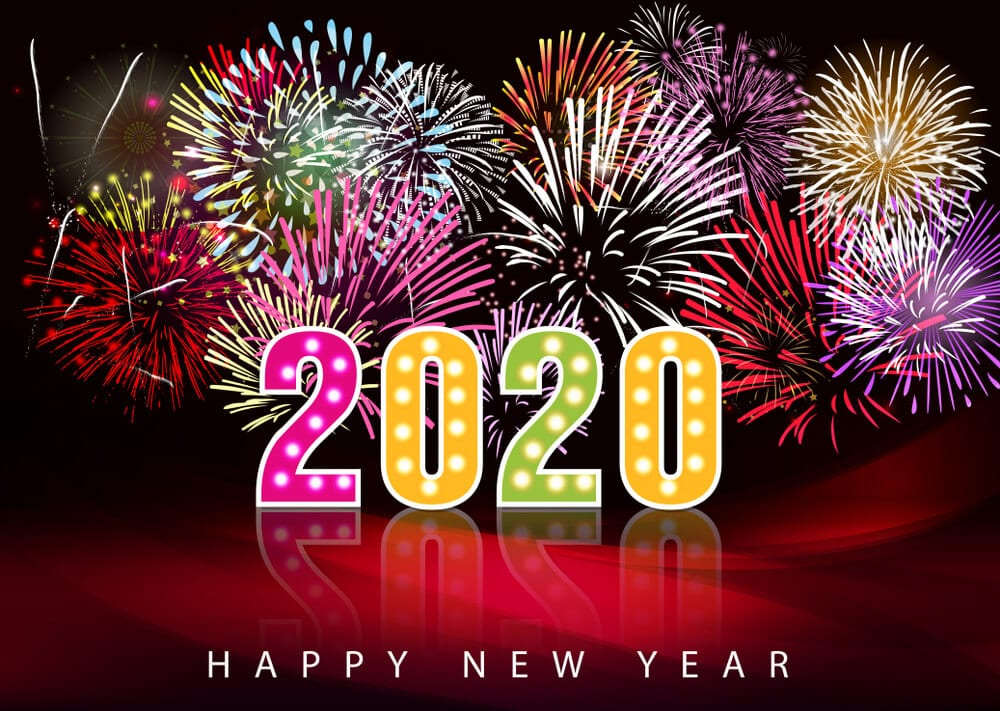 New Year Wallpaper 2020.50 Unique Happy New Year 2020 Wallpaper Images Wishes